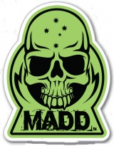 madd scooter