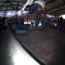 Invert one foot
